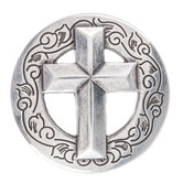 Christian Cross Concho